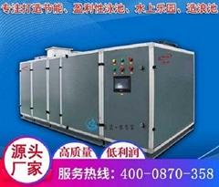 供應陝西地區室內泳池水上樂園恆溫設備