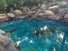 供應寧夏溫泉水療水處理設備