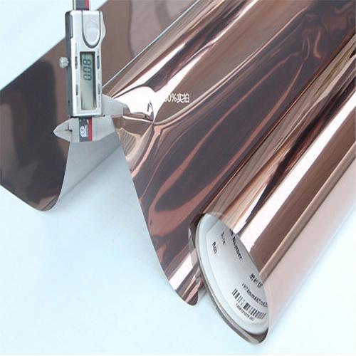上海璟澄玻璃防隐私隔热膜单线透视膜反光面膜 2