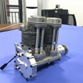 GF60i2 Linear Double Cylinder 4-Stroke Air-Cooled Gasoline Engine rc engine