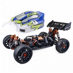 Top Speed 90km 1/8 scale 9020 V3 Brushless Electric Buggy