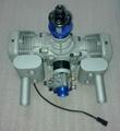 70cc GTT70 two cylinder 2-stroke gasoline engine