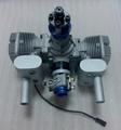 70cc GTT70 two cylinder 2-stroke gasoline engine 5