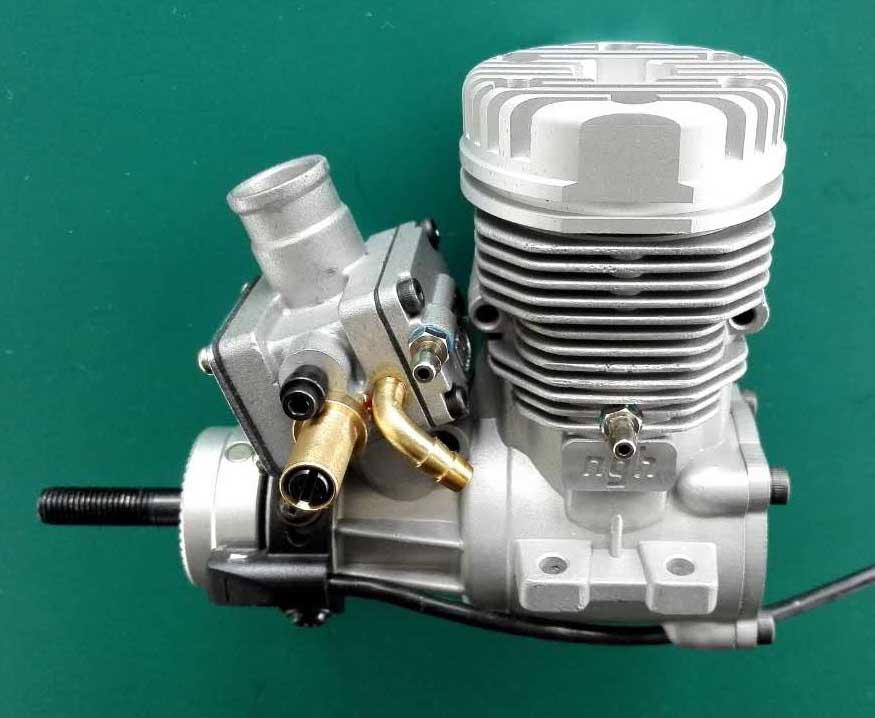 GT9-Pro Upgraded 9CC 2-Stroke RC Gasoline Engines 3
