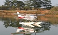 Cessna 182 seaplane 1500mm wingspan pnp ver take-off on water or snow