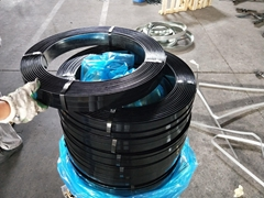 factory primary quality painted steel strapping