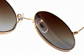 Cai Ray original branded sunglasses OCR3592 001/T5 Bronze Copper gradient lens