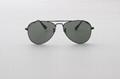 Cai Ray original kids sunglasses OCR9506 201/71 black/green G15 lens 50mm