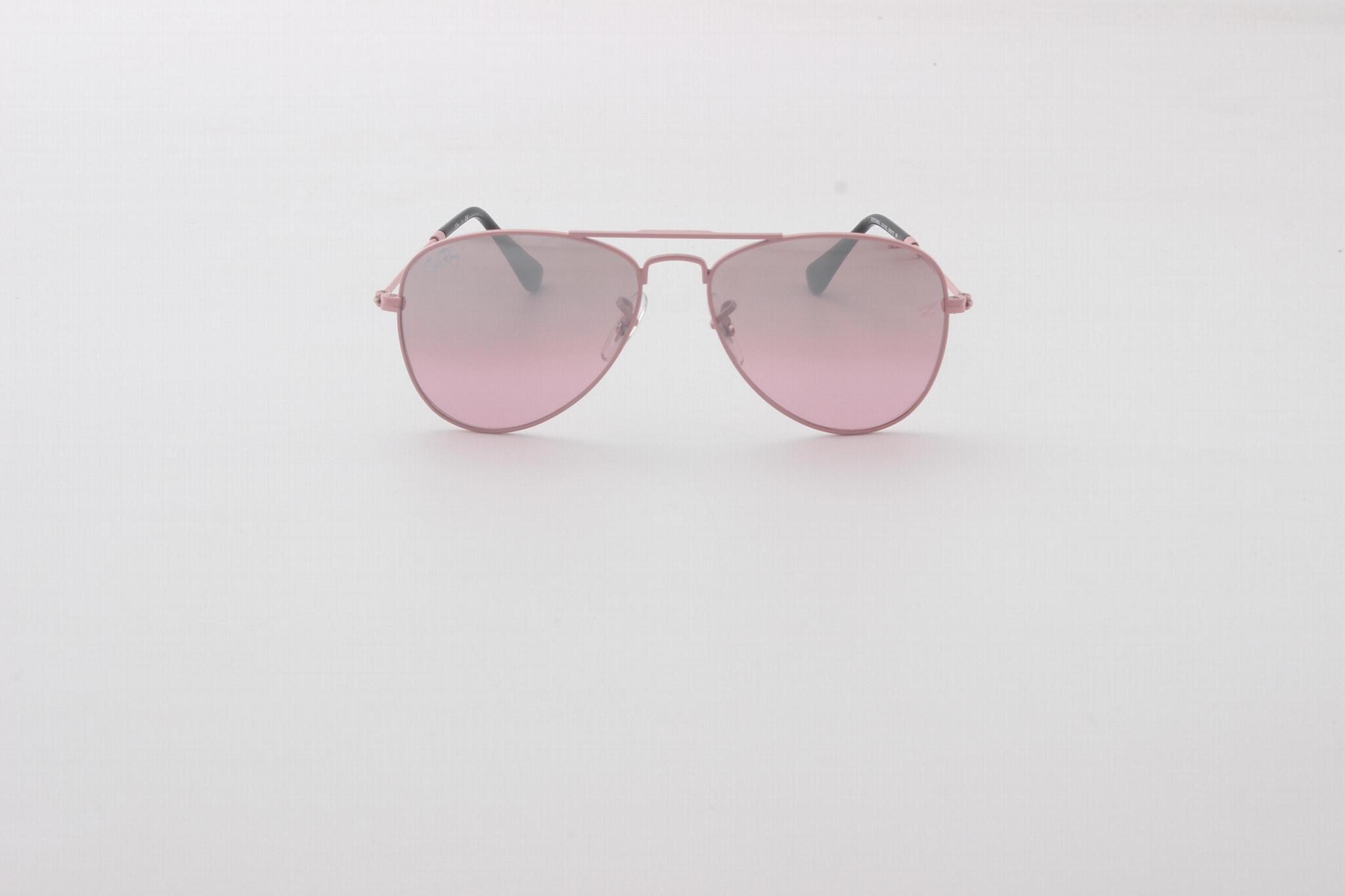 Cai Ray original kids sunglasses OCR9506 211/7E pink/cherry flash lens 50mm