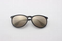 Cai Ray original Erika sunglasses OCR4171 601/5A black/golden flash lens 54mm