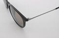 Cai Ray original Erika sunglasses OCR4171 601/5A black/golden flash lens 54mm
