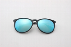 Cai Ray original Erika sunglasses OCR4171 601/55 black/blue flash lens 54mm