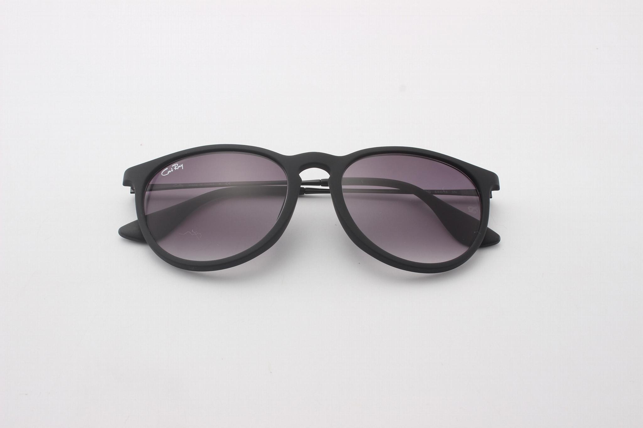 Cai Ray original Erika sunglasses OCR4171 622/8G black/gradient gray lens 54mm