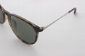 Cai Ray original Erika sunglasses OCR4171 710/71 tortoise/green lens 54mm UV400