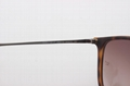 Cai Ray original Chris sunglasses CR4187 856/13 tortoise/gradient brow lens 54mm