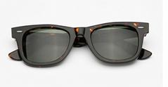 OEM brand sunglasses 2140 G15 wayfarer 50/54mm 12 big declined angle frame UV400