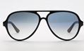 OEM brand sunglasses 4125 601/32 cats 5000 black/gradient gray TR90 UV400 59mm