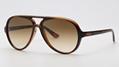 OEM brand sunglasses 4125 710/51 cats 5000 havana/gradient brown TR90 UV400 59mm