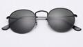 OEM brand sunglasses 3447 002, 3447 003, 3447 029 round metal G15 lens UV400