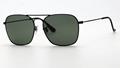 OEM brand sunglases 3136 002 caravan black/G15 lens new men sunglasses UV400