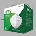 FFP2 Mask N95 Mask CE FDA NIOSH
