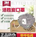 3M pm 2.5 Particulate Respirator 9010,