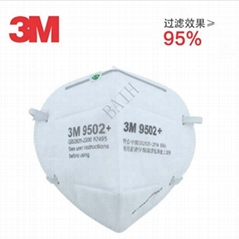 3M 9510 Protection Mask 9520 Face mask KN95 N95 mask