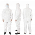 Protective clothing disposable isolation gown ready for ship  4