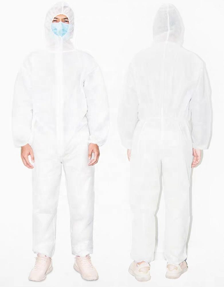 Protective clothing disposable isolation gown ready for ship  5