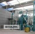80T 100T 150T 200T Rall Mill machine