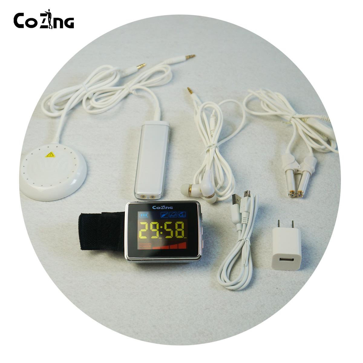 Ear acupuncture Tinnitus Physiotherapy Laser Therapy Apparatus 1