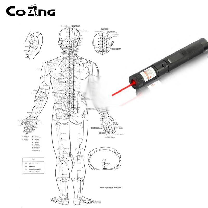 200mW LLLT Cold Laser Aucupuncture Treatment Pen For pain management 1
