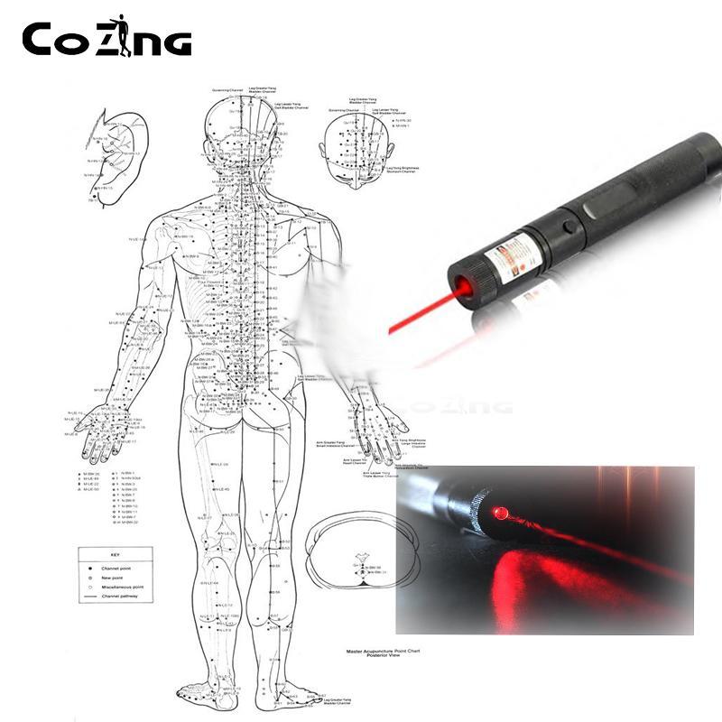 200mW LLLT Cold Laser Aucupuncture Treatment Pen For pain management 3