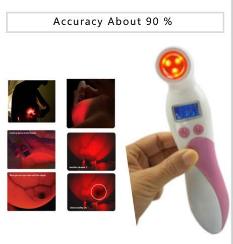 Breast Light Screening Device for the Breast Cancer Early Detection Women Self E 2