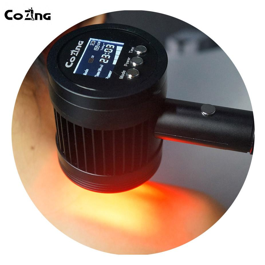 1200mW high intensity laser treatment device for the home clinical and hospital  4