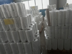 pof shrink wrap film plastic material china factory for food package