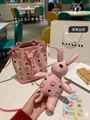 MCM reps MCM visetos replica MCM bunny bucket bag rabbit bag copy
