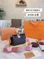 Hot sale Louis vuitton bags LV multi pochette accessories bag replica MPA bag