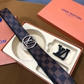 lv belts fake