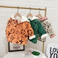 louis vuitton kids LV kids replica LV kids jacket LV kids sweater designer kids