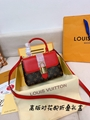 louis vuitton bag replica LV bag LV locky BB bag locky bb messenger bag