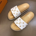 LV men slippers lv men slides louis vuitton men slippers lv slides men