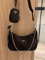 Prada handbag prada bags 2in1 prada re-edition nylon shoulder bag prada purse
