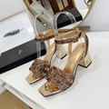 Yves Saint Laurent shoes YSL shoes YSL sandals YSL slippers saint laurent sandal