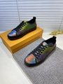 Louis vuitton shoes men replica lv shoes men LV men shoes lv sneaker men