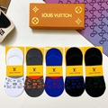 Designer socks louis vuitton sock lv socks designer long socks