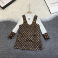 LV kids clothing louis vuitton kids outifit lv children hoodie kids dress