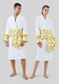 Versace robe designer robe versace bathrobe luxury robe women and men
