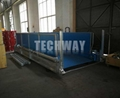 Material loading platform