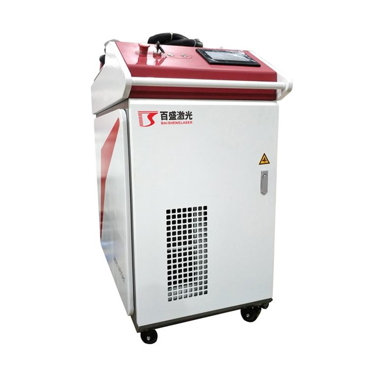 广东佛山百盛激光FSC001占地小激光焊接机 1